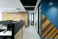Acord Insurance Office By Alter Architects Azur  Israel  Retail