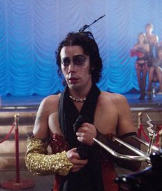 Rocky Horror Show, The Rocky Horror Picture Show, Robert Klein, The Frankenstein, Tim Curry, Film School, Young Actors, He's Beautiful, Glam Rock