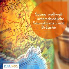 Sauna weltweit - unterschiedliche Saunaformen und Bräuche #sauna #tadition
