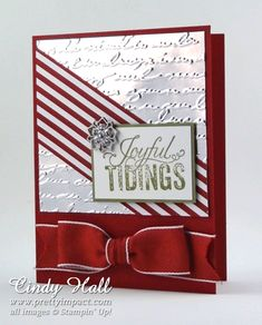 Joyful-Tidings  Stampin' Up!