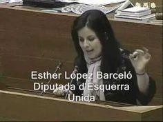 """L'insult del PP (""""gilipollas"""") a la diputada que va criticar els regals ..."""