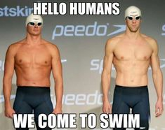 Ugh ew on the left Swimming Funny, Swimming Memes, I Love Swimming, Funny Swimming Quotes, Competitive Swimming, Synchronized Swimming, Waterpolo, Sport Gymnastics, Olympic Gymnastics