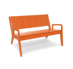 Orange no. 9 sofa from Loll Designs is a great piece of furniture!