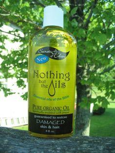 Secrets of Eden - Nothing But The Oils (8 oz) www.amazon.com $31.95
