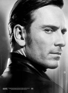 Michael Fassbender as Erik in X-Men First Class