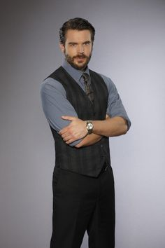 charlie weber | Charlie Weber shows us how to get away with being sexy