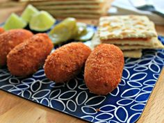Cuban Croquetas:14 Traditional Cuban Recipes That Will Wow Your Tastebuds via Brit + Co