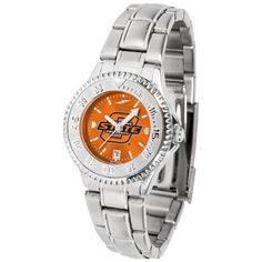 Oklahoma State Cowboys Ladies AnoChrome Sport Watch