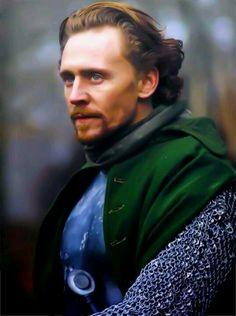 Sir Hiddleston ... ;)