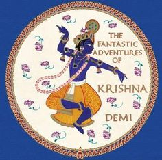 The Fantastic Adventures of Krishna with wonderful activities and resources from Jump Into a Book.