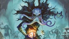 The 10 Most Memorable Dungeons & Dragons Monsters: Mind Flayers These mini-Cthulus are powerful psychics, who can paralyze men or drive them insane with their psionic blasts; their four face tentacles are used to reach into people's heads to access the brains and eat them.