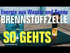 Alternative Energie, Der Plan, Perpetual Motion, Diy Shops, Arduino, Science And Technology, Survival, How To Plan, Youtube