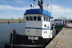Gespot 18 april 2015 in de haven van Harlingen de VLIELAND  http://koopvaardij.blogspot.nl/2015/04/gespot_19.html