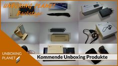 Video mit Infos zu neuen Unboxing Produkten #video #infos #unboxingprodukte