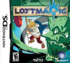 Lost Magic - Nintendo DS by Ubisoft - pool code Nintendo Ds, Nintendo Games, Games Like Pokemon, Pokemon Fan, Fate Of The Universe, Monster Squad, Battlefield 4, Ds Games, Latest Games