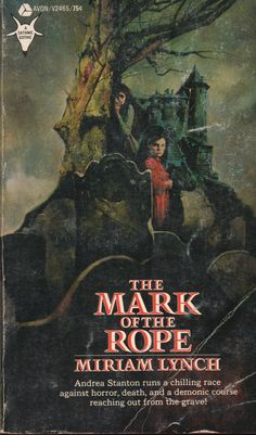 The Mark of the Rope by Miriam Lynch, an Avon Satanic Gothic