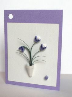 Quilling with Fun: May 2012