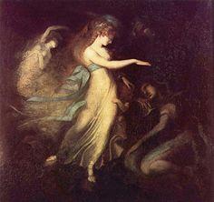 'El príncipe Arturo y la Reina de las Hadas' (c. 1788), óleo de Henry Fuseli. (Public Domain)