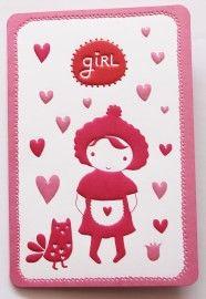 kaartje girl
