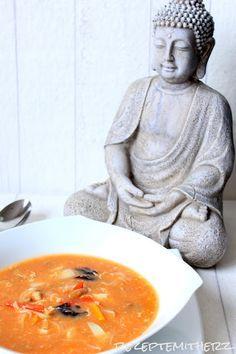 Rezepte mit Herz   ♥: Pekingsuppe