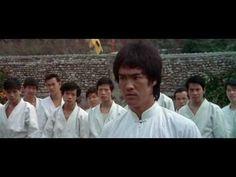 Bruce Lee vs Robert Wall - YouTube