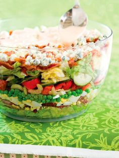24-Hour Picnic Salad, Texas Sheet cake, Drunken Baked Beans and many more crowd pleasers!