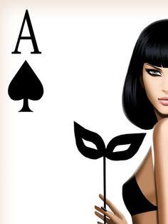 Jason Brooks Store — Ace of Spades_Glossy Fashion