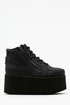 Sasha Platform Sneaker