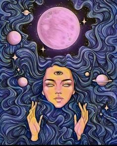 psychedelic art Les 28 d - art Art And Illustration, Food Illustrations, Art Inspo, Art Sketches, Art Drawings, Art Du Croquis, Pop Art, Illustrator, Ouvrages D'art