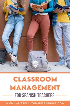 Your engaging lessons only stick when your Spanish classroom environment thrives. This unconventional classroom management strategy for Spanish teachers. Spanish Teaching Resources, Spanish Activities, Spanish Lessons, Spanish 1, Vocabulary Activities, French Lessons, Teaching Activities, Teaching Ideas, Effective Classroom Management