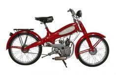 Motom 12/D  -  Italia, 1951