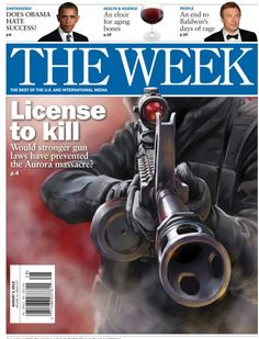 License to kill: August 3, 2012