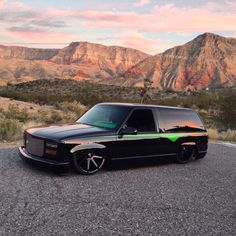 Check this out! This car is my most desired vehicle. So stylish Bagged Trucks, Lowered Trucks, Suv Trucks, Mini Trucks, Diesel Trucks, Custom Chevy Trucks, Chevy Pickup Trucks, Classic Chevy Trucks, Chevy Pickups
