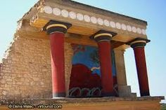palace of knossos - Google Search
