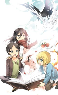 Armin con su libro