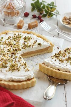 Tart Recipes, Food To Make, Healthy Snacks, Food Porn, Food And Drink, Sweets, Baking, Desserts, Cakes