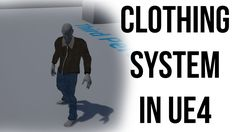 Unreal Engine Tutorial - Clothing System Unity Tutorials, Good Tutorials, Character Modeling, 3d Modeling, Character Design Tutorial, Game Mechanics, Video Game Development, Tech Art, Game Props
