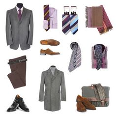 Business Attire for Men