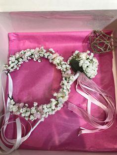 Flower Girls, Big Day, Floral Wreath, Crown, Wreaths, Flowers, Jewelry, Home Decor, Fashion