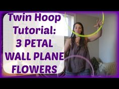 Twin Hoop Tutorial : WINDMILL (THE EASY VERSION) - YouTube