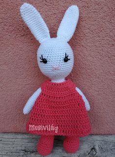 Ingyenes magyar nyelvű leírással Crochet Hats, Blog, Amigurumi, Knitting Hats, Blogging