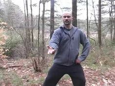 Tai Chi Silk Reeling Basics : One-Handed Backward Tai Chi Silk Reeling - YouTube