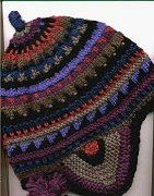 peruvianhatsmall by knitting in color, via Flickr