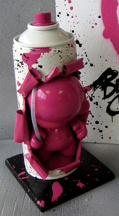 Paint Can Munny
