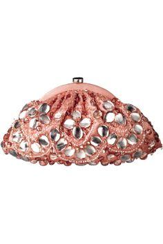 santi pink purse