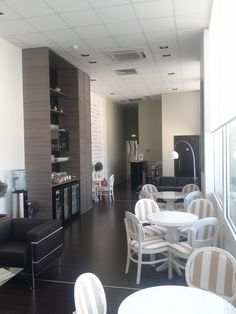 Relax in the Evropi Lounge at Greece Heraklion - Kazantzakis International