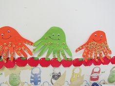 Octopus - Ocean Unit #ECMontessori