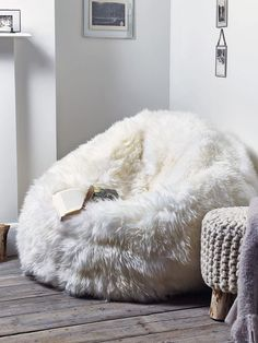 Create a cozy reading corner with a comfortable reading chair Create a cozy reading corner with a comfortable reading chair. Bedroom Reading Nooks, Bedroom Corner, Bedroom Nook, Master Bedroom, Lounge Chair, Cozy Chair, Comfy Bedroom Chair, Small Bedroom Chairs, Chairs For Bedrooms