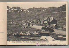 BOLCK CON 18 POSTALES. VALLS D'ANDORRA. (CLAVEROL). ANDORRA LA VELLA, ESCALDES, CANILLO, ORDINO... - Foto 13 Andorra, Paris Skyline, Costa, Travel, Vintage Postcards, Pictures, Viajes, Destinations, Traveling