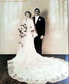 Copper Leaf Genealogy: Fearless Female: Marriage #genealogy